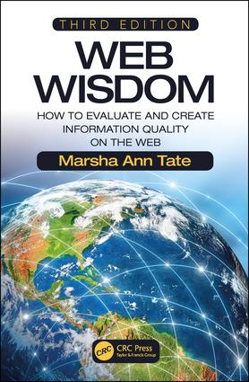 Web Wisdom: How to Evaluate and Create Information Quality on the Web, 2nd edition cover